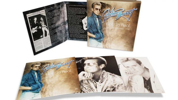 GRAHAM BONNET: REEL TO REAL – THE ARCHIVES, 3CD REMASTERED BOX SET EDITION