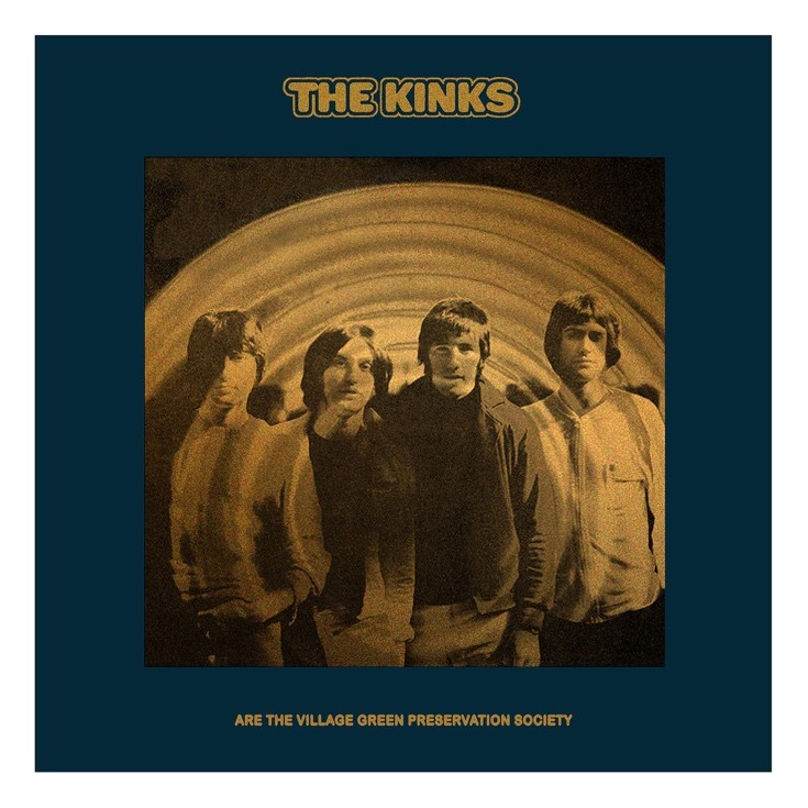 The Kinks Are The Village Green Preservation Society 50th Anniversary Edition Released 26th Oct
