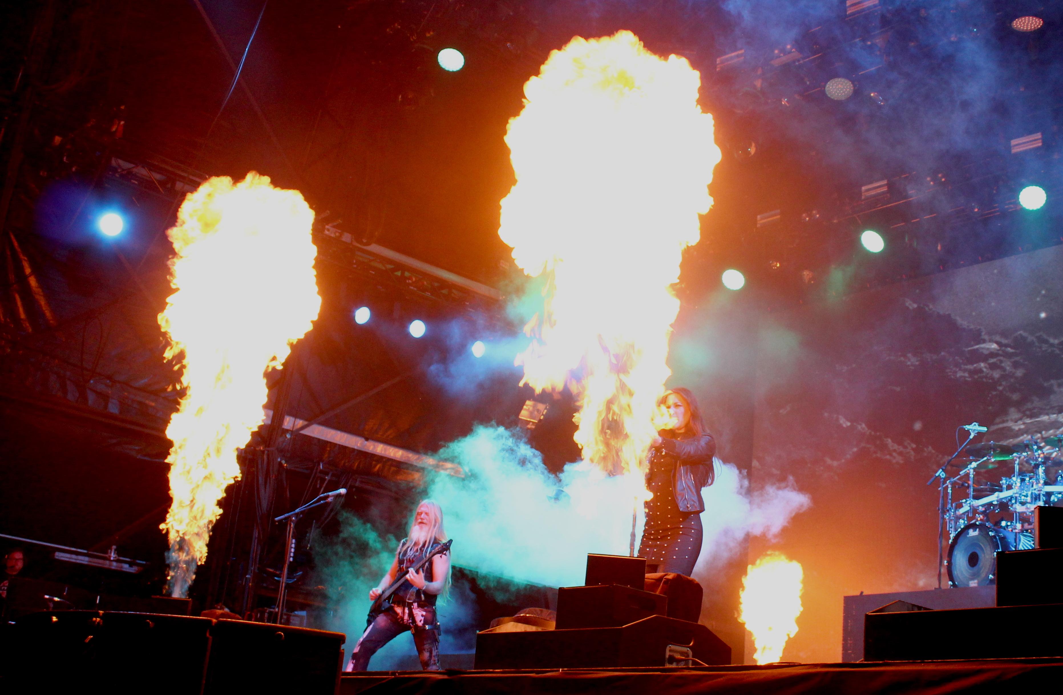 NIGHTWISH   postpone their European tour