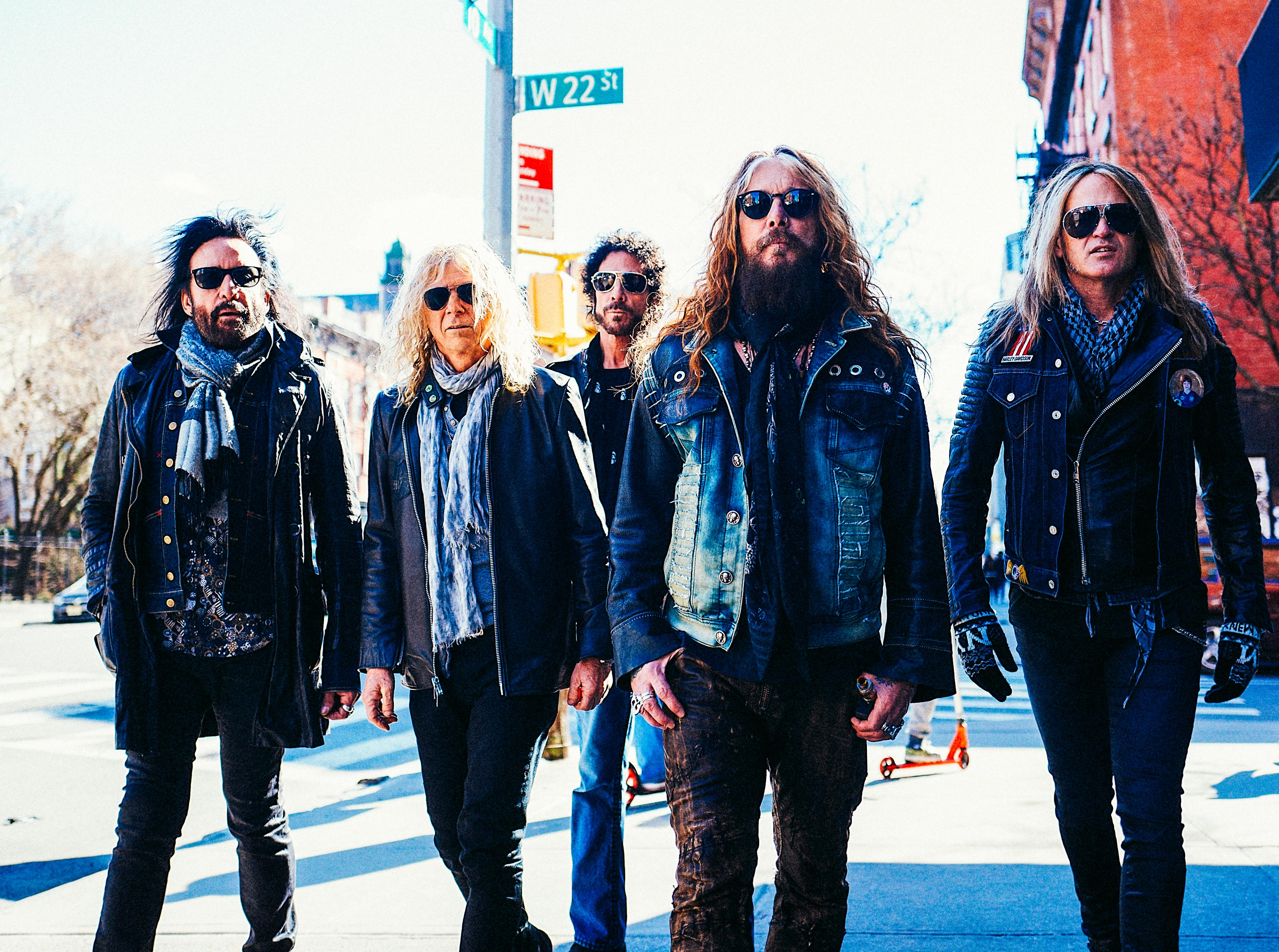 "THE DEAD DAISIES KICK OFF ""WELCOME TO DAISYLAND"" TOUR IN LIVERPOOL ON NOVEMBER 13TH!"