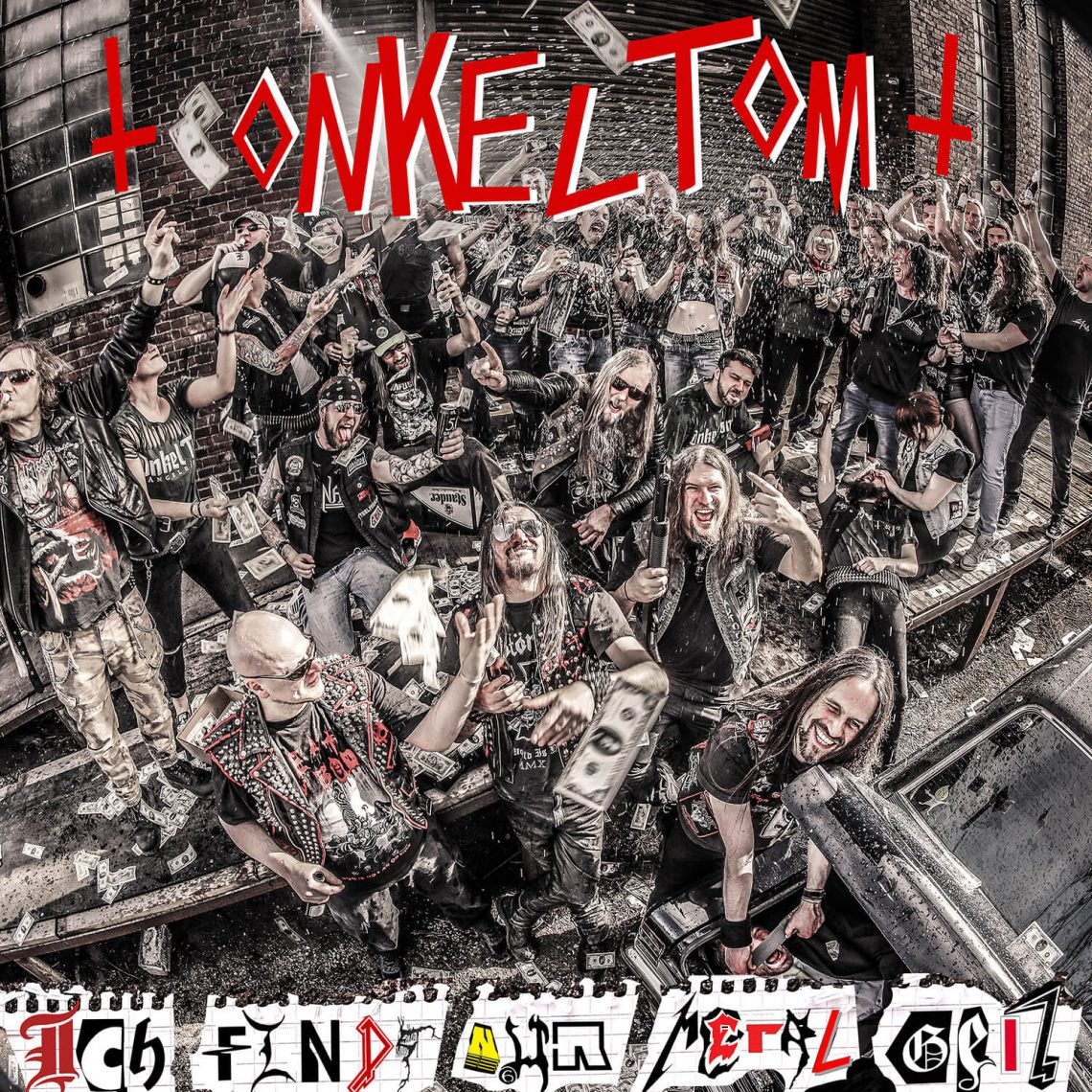 ONKEL TOM release new single and video!