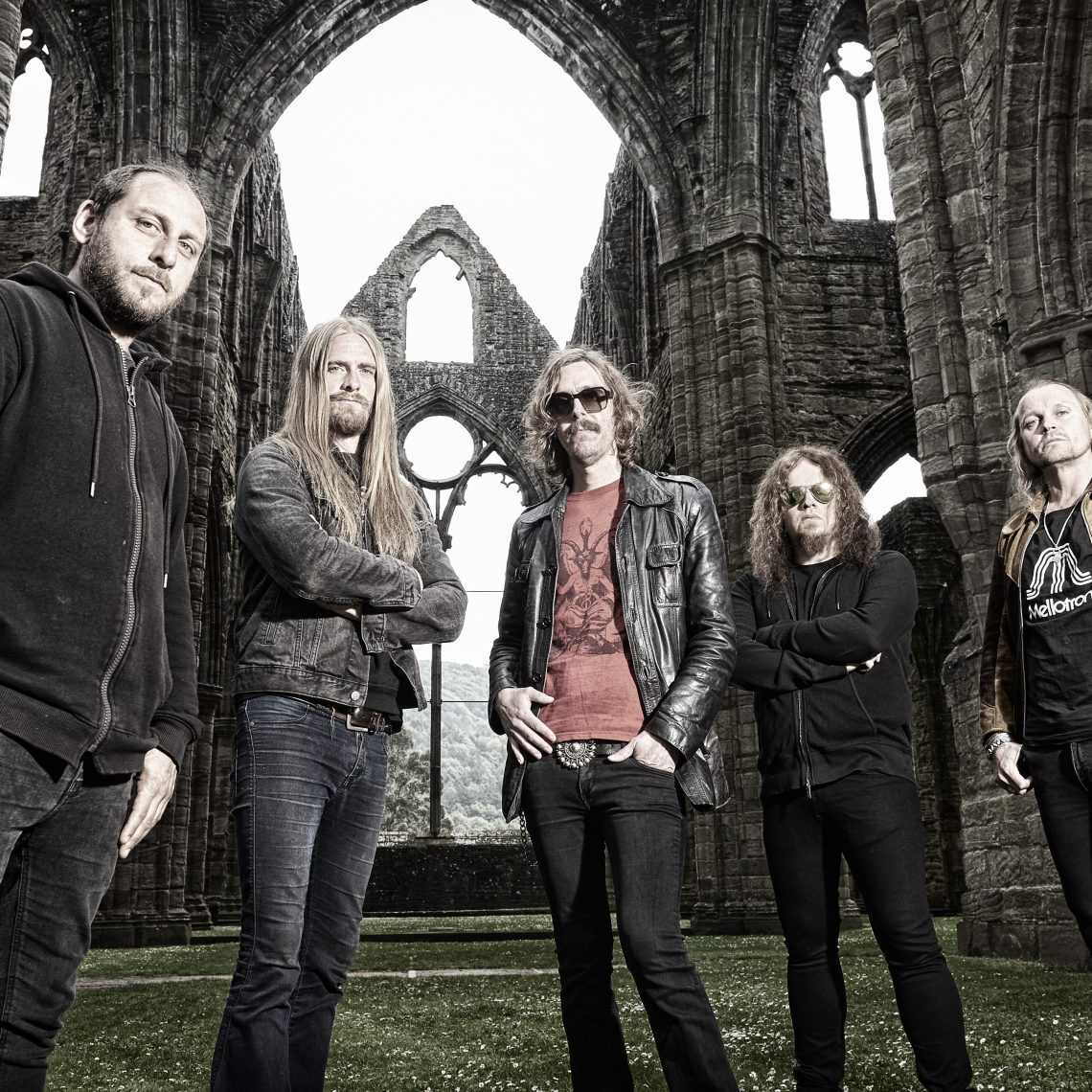 OPETH set to release 'Garden of the Titans: Live at Red Rocks Amphitheater' CD/DVD