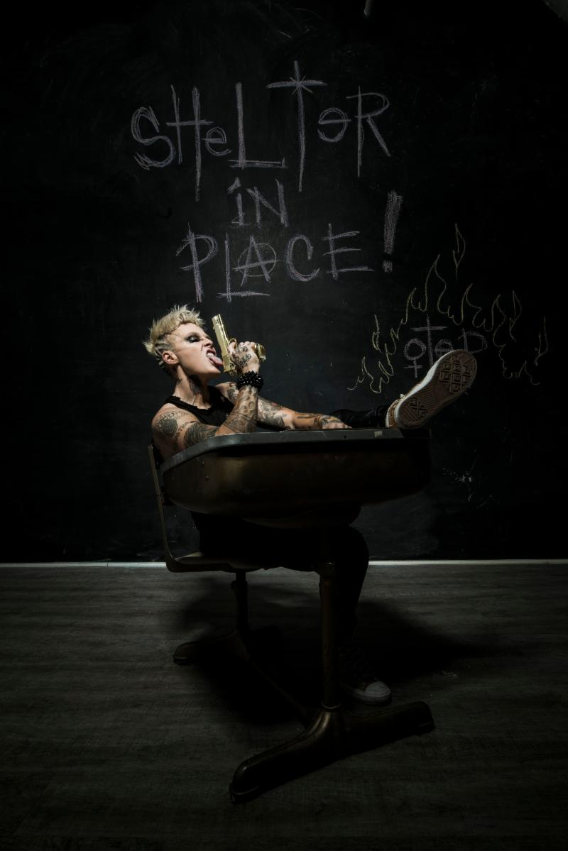 "OTEP Calls Out the NRA in Shocking New Music Video for ""Shelter In Place"""