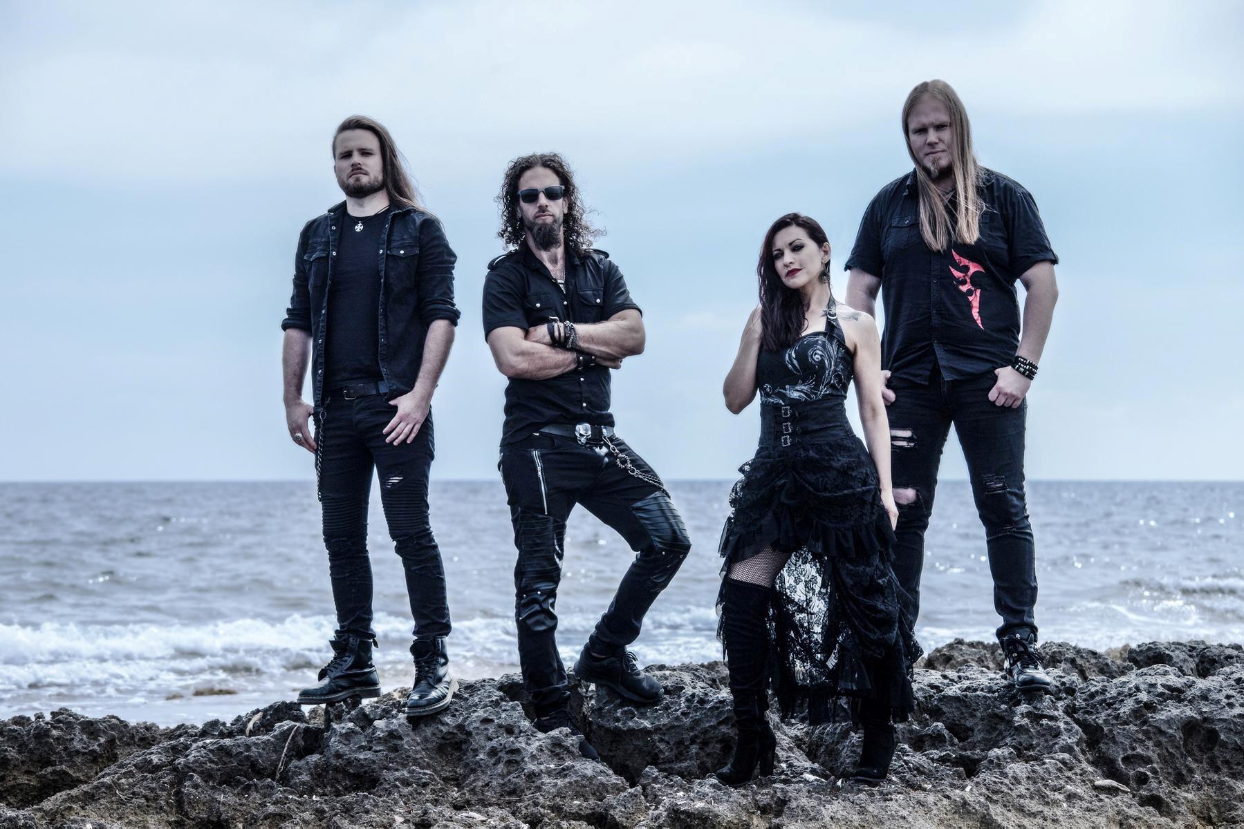 SIRENIA – First Album Details And European Tour Dates Announced!