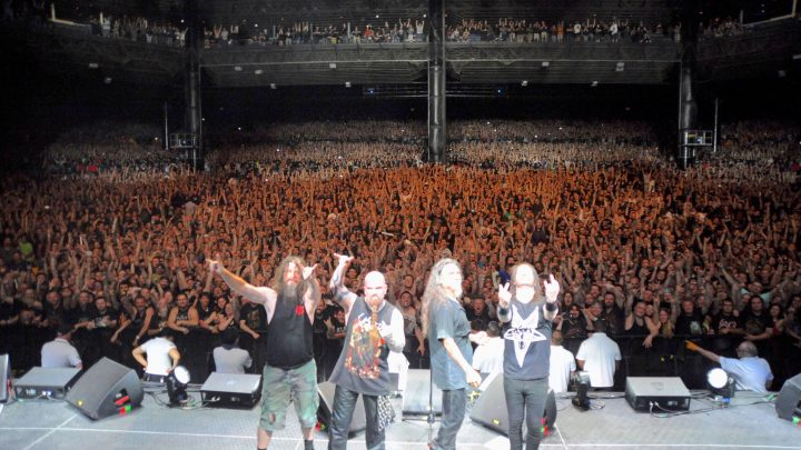 SLAYER'S FINAL WORLD TOUR WILL EXTEND INTO 2019