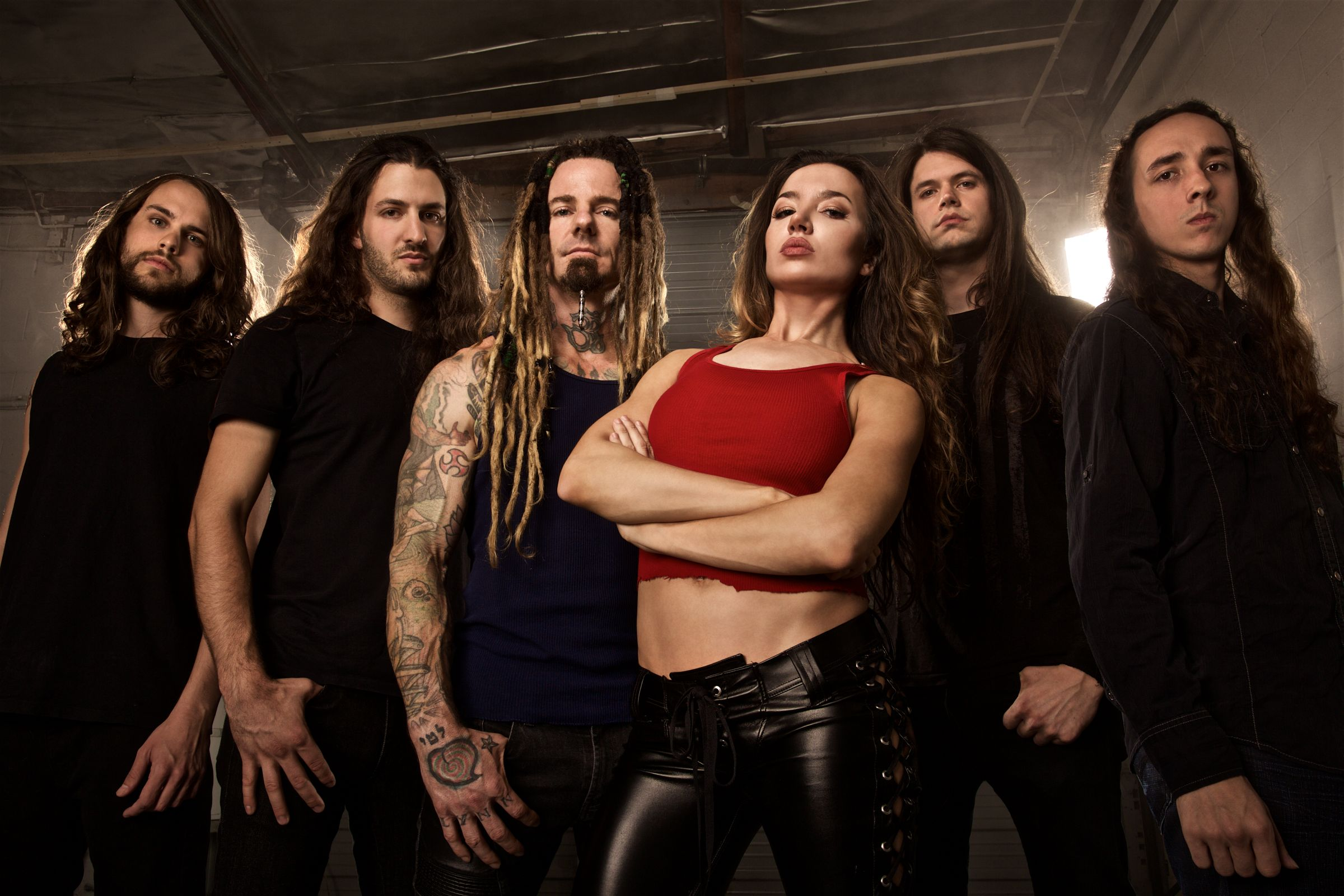 "ONCE HUMAN RELEASE MACHINE HEAD COVER ""DAVIDIAN"""