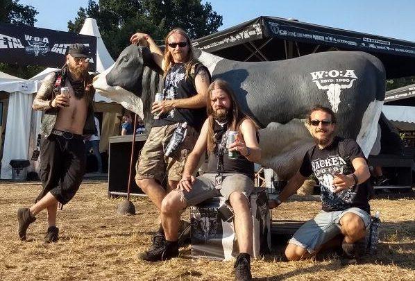 Centuries of Decay- wacken metal battle interview