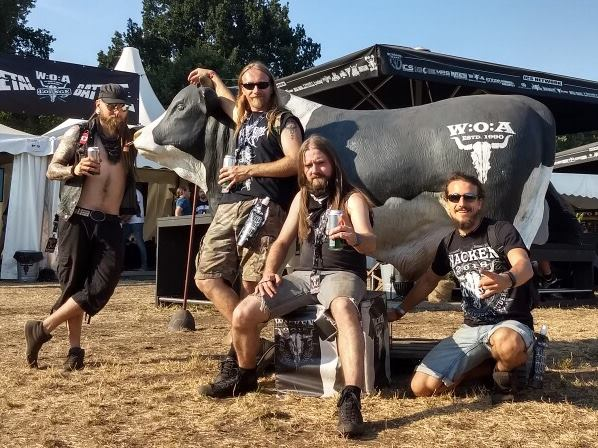 Centuries of Decay- wacken metal battle interview