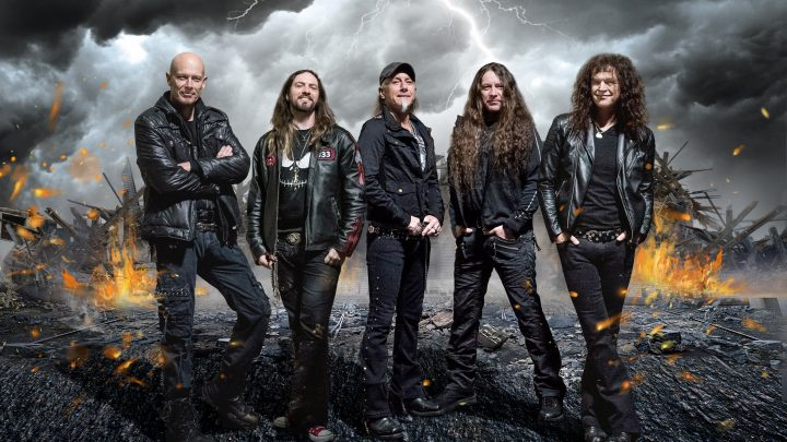 ACCEPT reveal details for 'Symphonic Terror – Live at Wacken 2017'