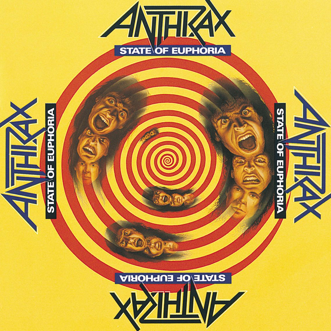 ANTHRAX TO CELEBRATE THE 30TH ANNIVERSARY OF STATE OF EUPHORIA