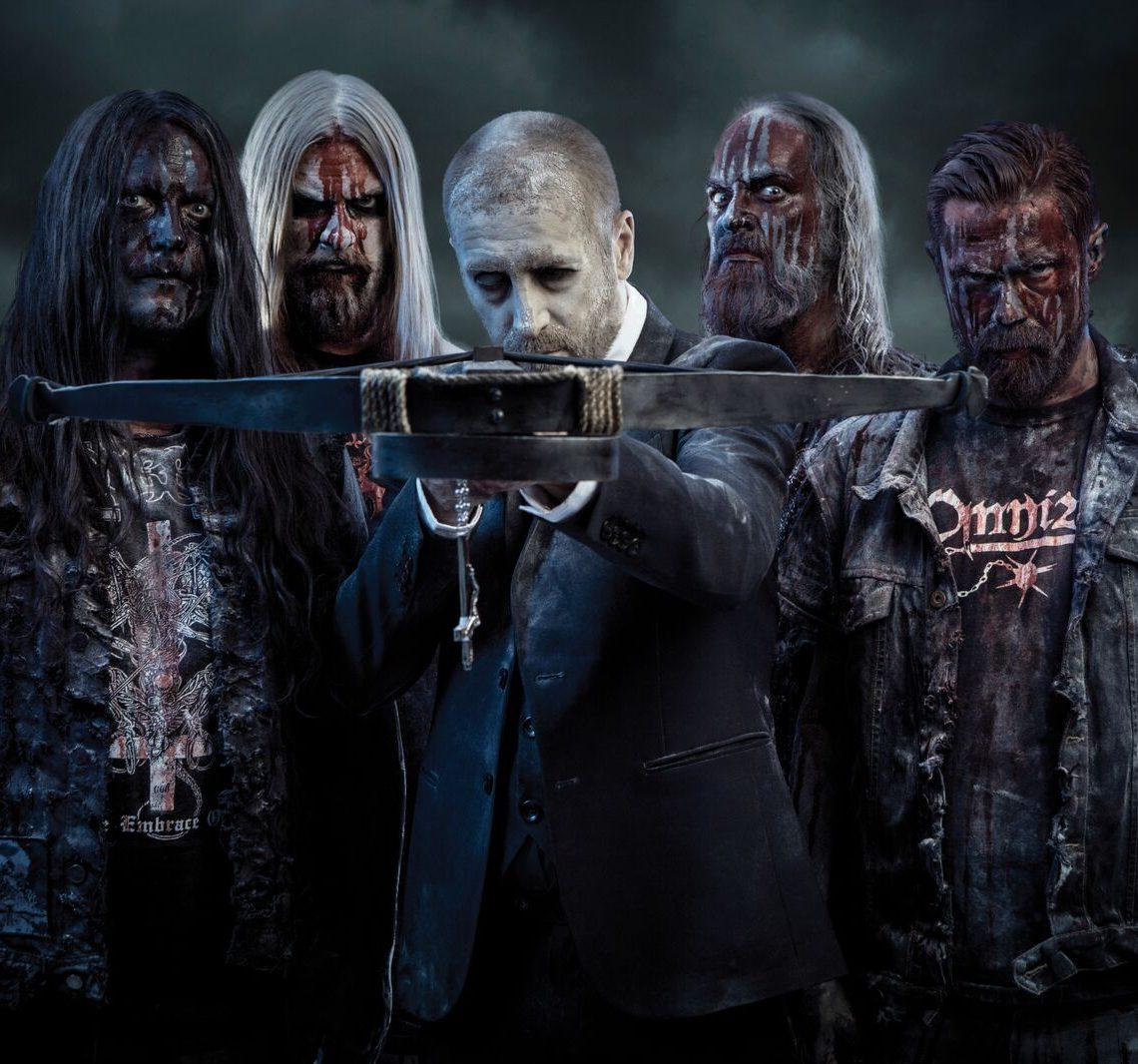 Bloodbath share new track featuring Jeff Walker (Carcass), Karl Willetts (Bolt Thrower) & John Walker (Cancer