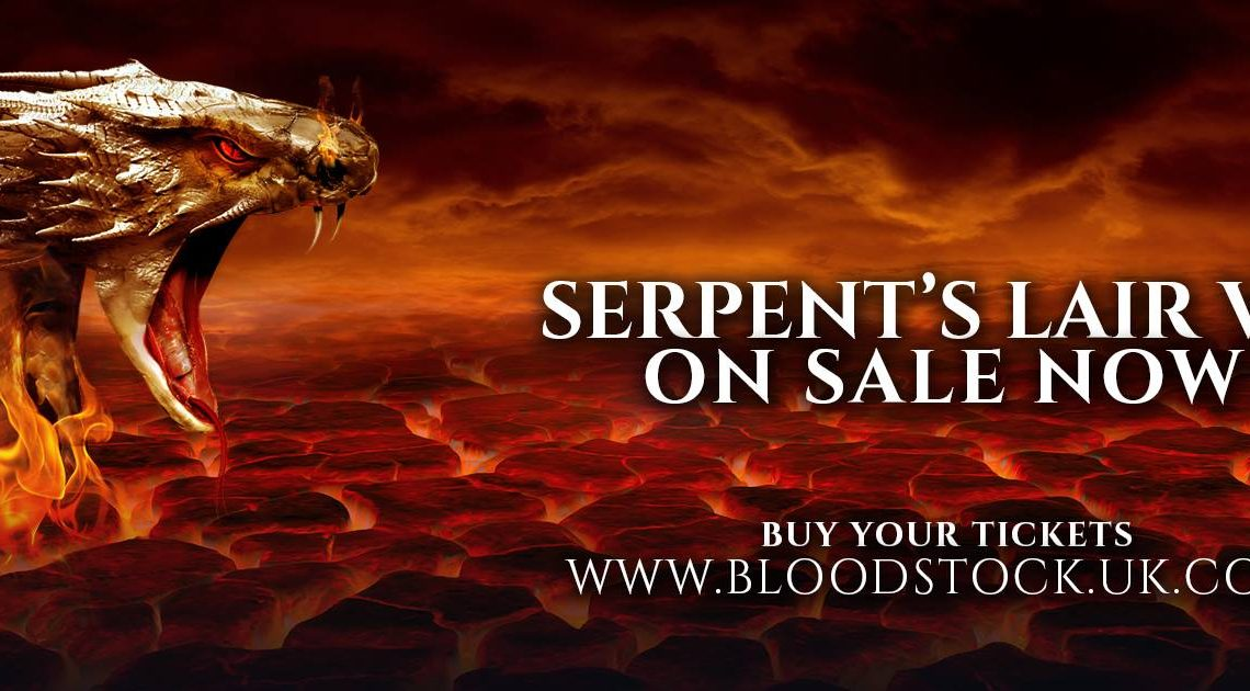 BLOODSTOCK 2019 VIP TICKETS NOW AVAILABLE!