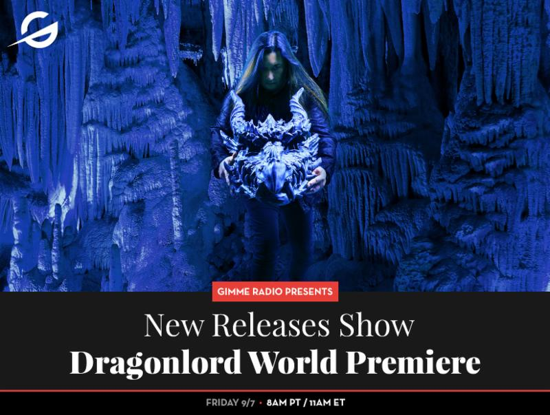 "Renowned Guitarist Eric Peterson Reveals New DRAGONLORD Track ""Lamia"" with Gimme Radio"