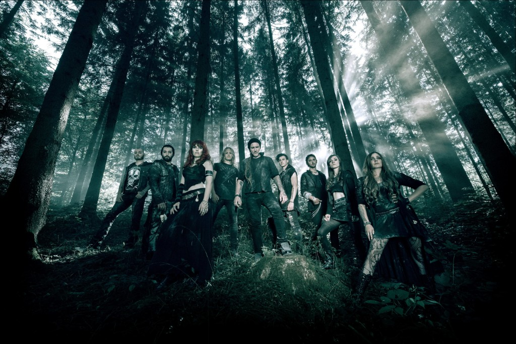 ELUVEITIE | Re-Sign To Nuclear Blast Records