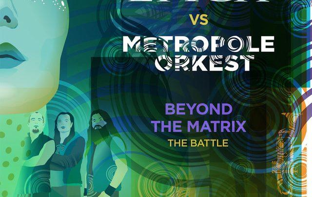 EPICA vs METROPOLE ORKEST | Launch teaser for 'Beyond The Matrix – The Battle'