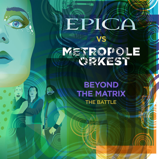 EPICA vs METROPOLE ORKEST | Launch teaser for 'Beyond The Matrix – The Battle'