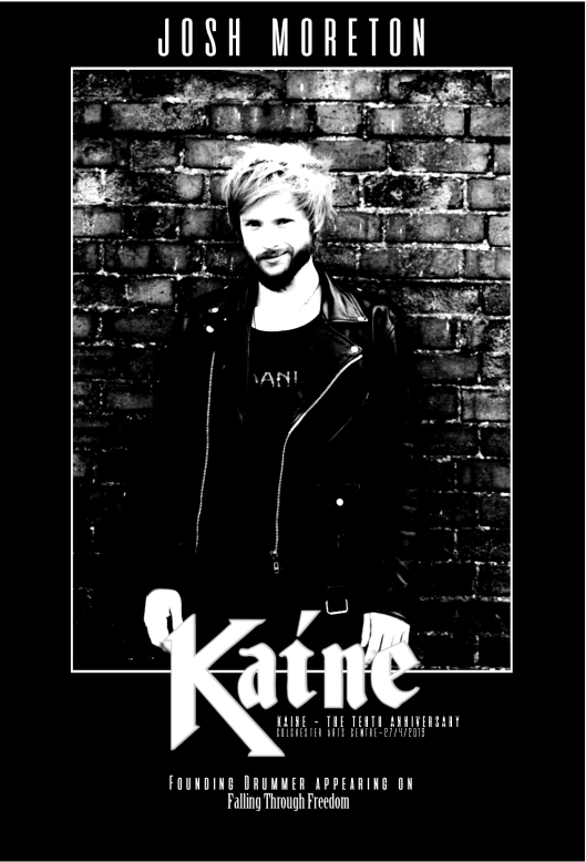 Josh Moreton to rejoin Kaine for 10 Year Show in 2019 + A Bribe for the Ferryman added to line-up