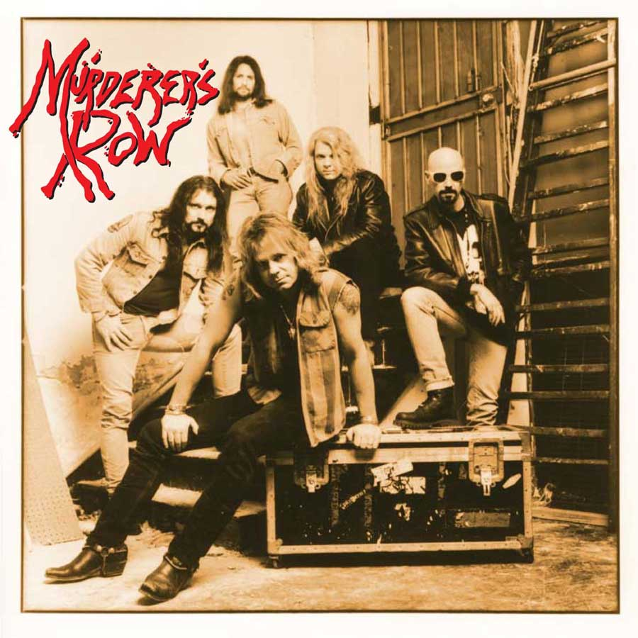 MURDERER'S ROW: MURDERER'S ROW, 2CD EXPANDED EDITION