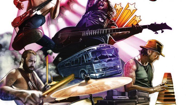 Jon Harvey of Monster Truck Interview