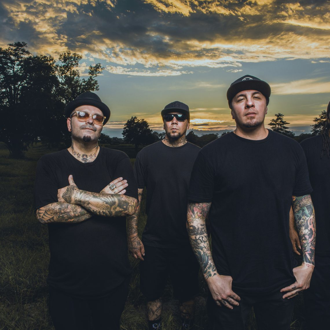 P.O.D. reveal video for 'Rockin' With The Best'