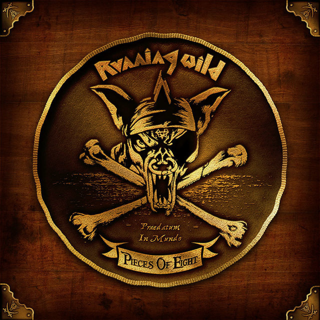 Running Wild 'Pieces Of Eight' unboxing video