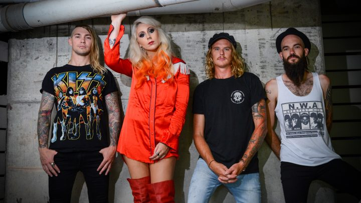 Aussie rockers Smoking Martha swap electric for acoustic