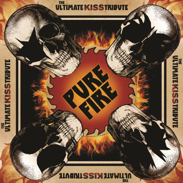 Star-Studded Salute To Hard Rock Legends KISS Receives A Very Special Reissue With New Title And All New Artwork!