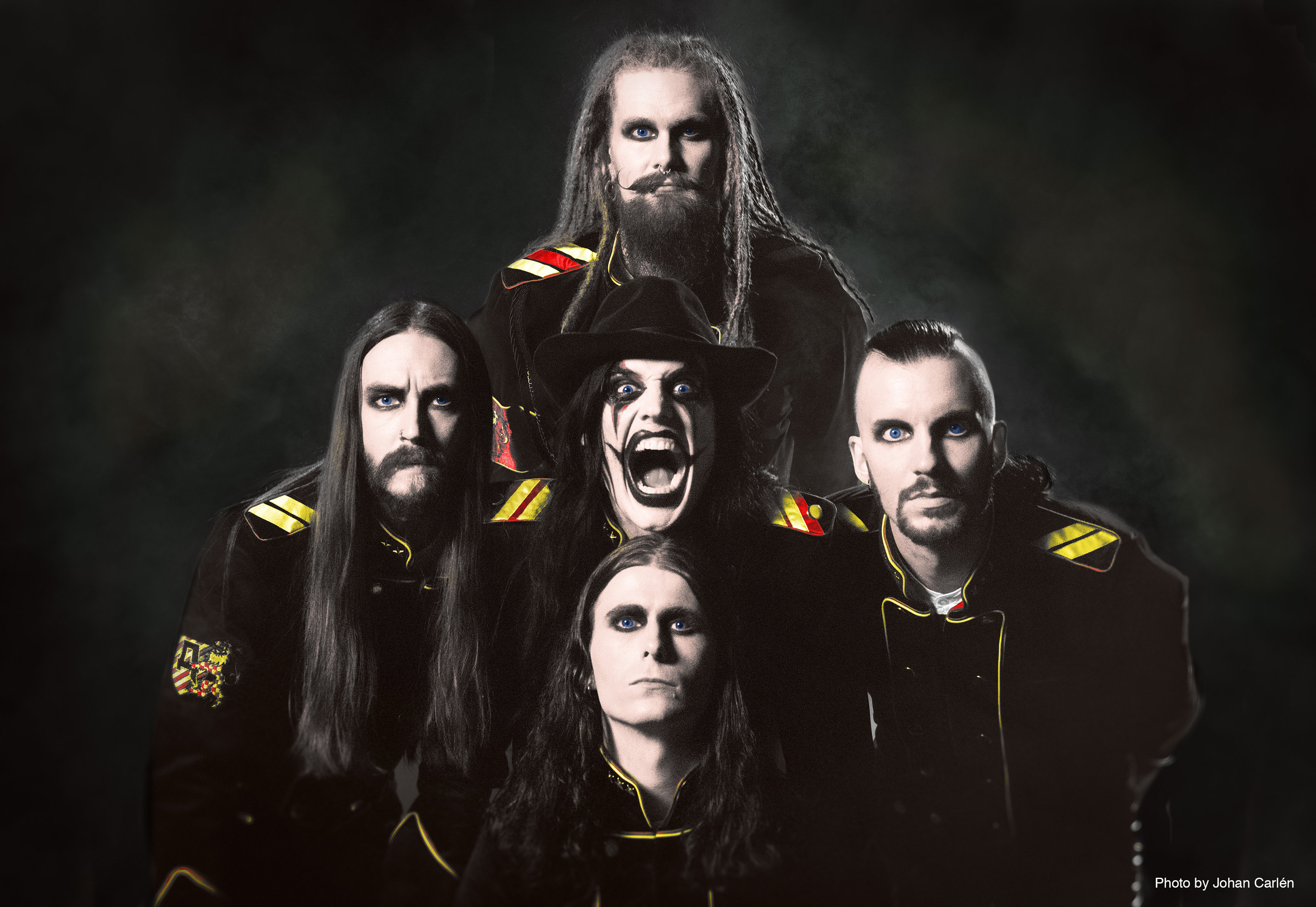AVATAR Announce 2019 Europe Headline Tour