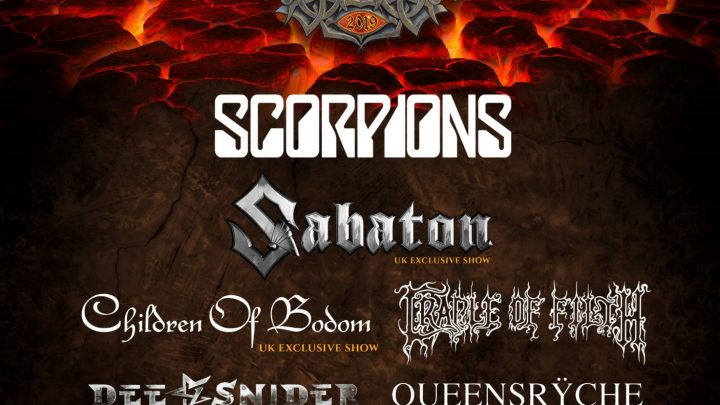 BLOODSTOCK Announces Sunday Night Headliner