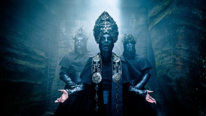BEHEMOTH reveal new EP, 'A Forest' feat. Niklas Kvarforth