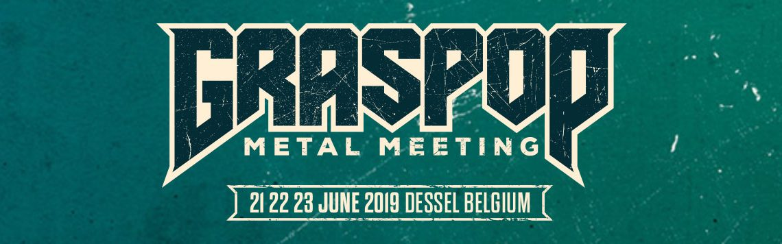 Initial names for Graspop Metal Meeting 2019 now in