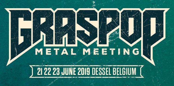 Initial names for Graspop Metal Meeting 2019 now in
