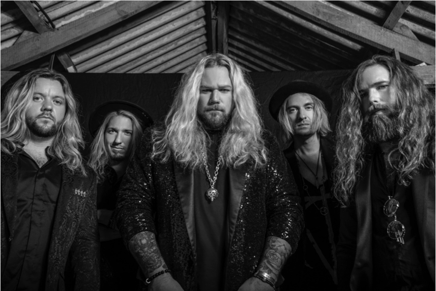 "Inglorious – Announce New Studio Album ""Ride To Nowhere"" Out On 25th January 2019 via Frontiers Records"