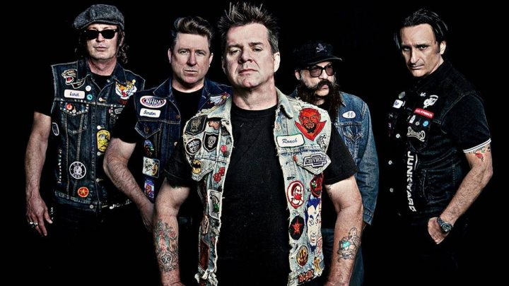 JUNKYARD return to the UK and join Blackberry Smoke on tour