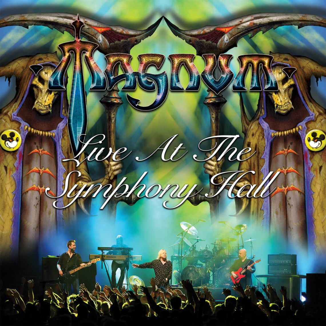 MAGNUM release new double live album in January 2019!