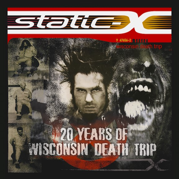 STATIC-X Returns with Original Band Lineup + Announces New Album and World Tour to Commemorate the 20th Anniversary of Platinum-Selling Debut Album, Wisconsin Death Trip