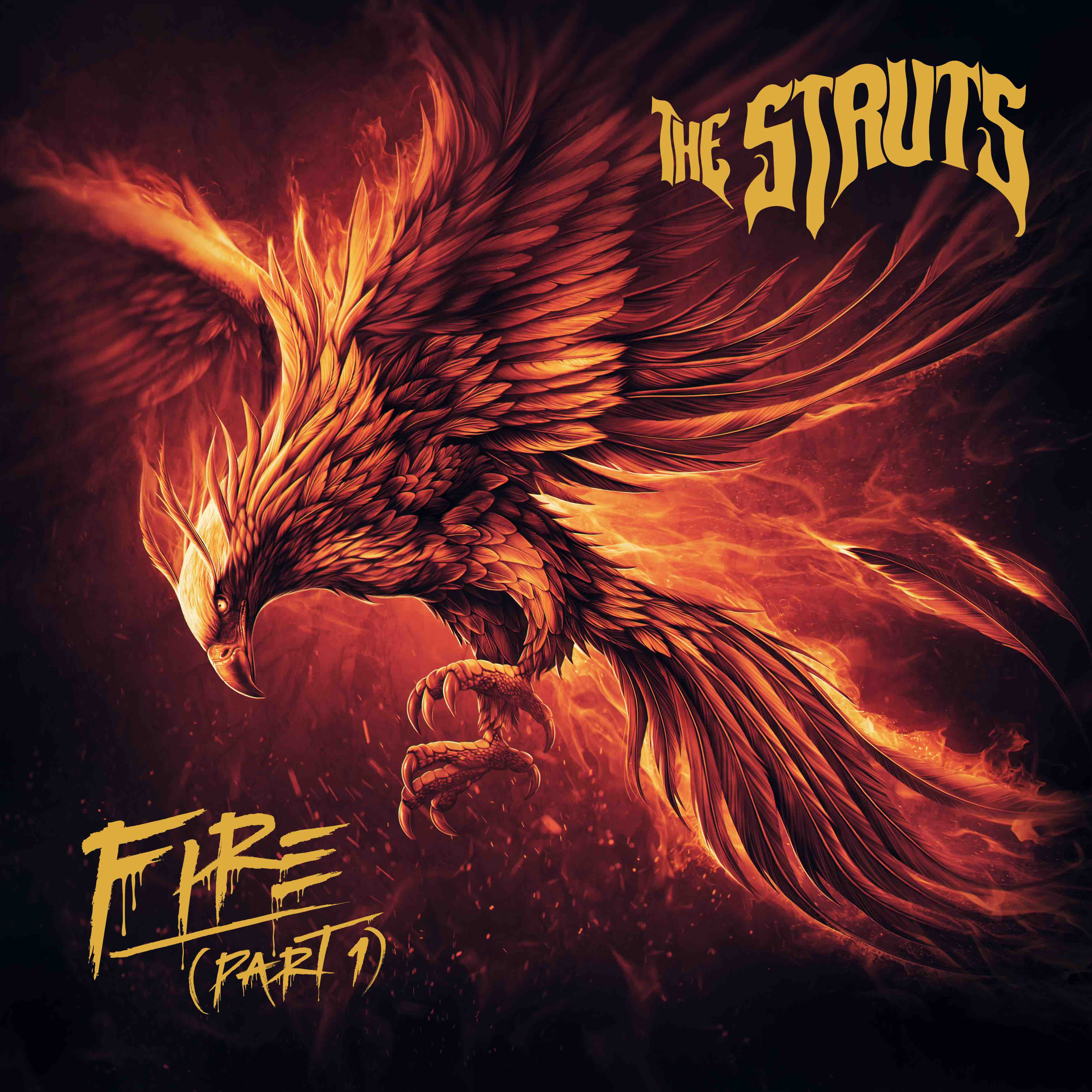 The Struts release new track 'Fire'