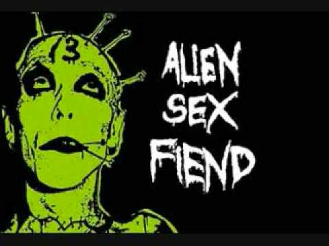"Alien Sex Fiend – ""Possessed"""