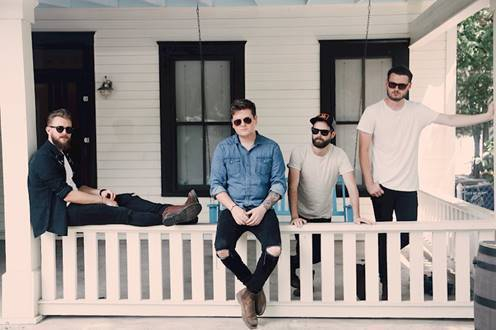 'Shake Me Down' – Broken Witt Rebels Share Live Video as They Set Out on Tour with Reef