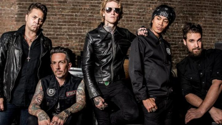 "Buckcherry Releases New Song and Title Track ""Warpaint"""