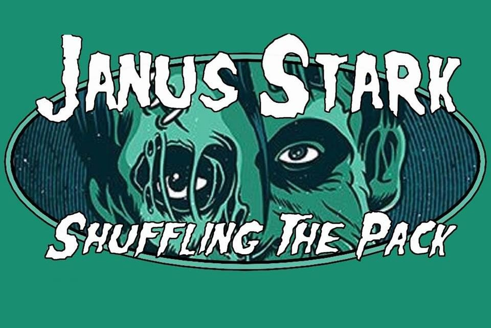 Janus Stark (Ft Gizz Butt of The Prodigy/English Dogs fame) return with first new single in 21 years!