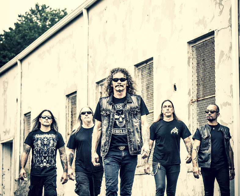 OVERKILL | unveil first single 'Last Man Standing' + pre-order available now!