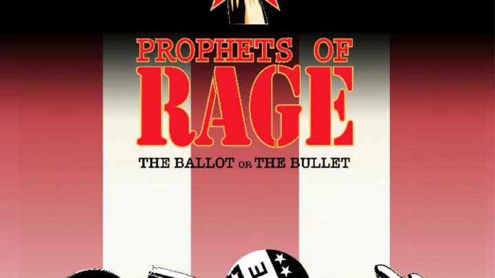 Prophets Of Rage release 'The Ballot Or The Bullet'