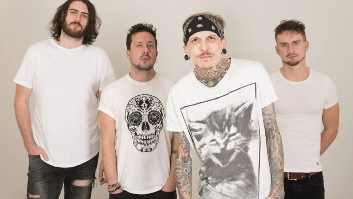 Saint Apache Announce Their New E.P. and share new Video