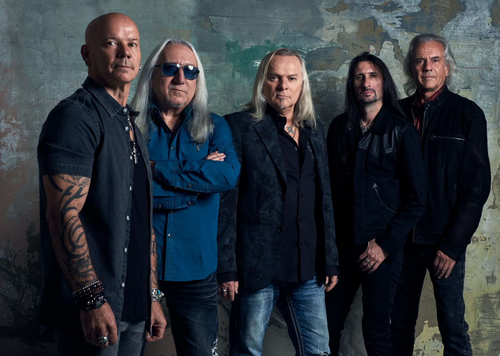 Uriah Heep To Release Living The Dream September 14th Via Frontiers Music Srl First Video And Single Streaming Now All About The Rock