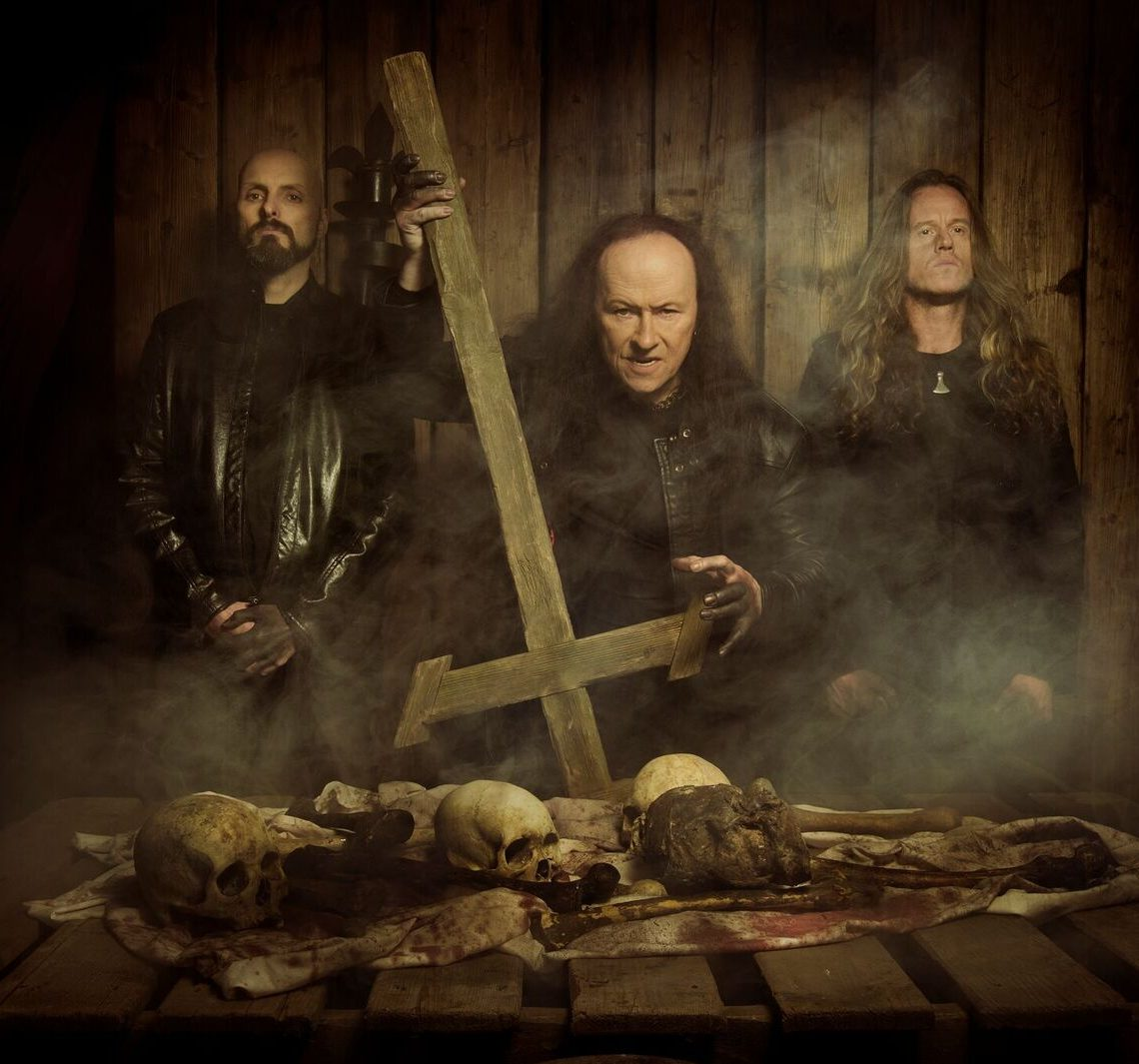 Venom announce 'In Nomine Satanas' – 40th Anniversary deluxe vinyl boxset released May 31st Via BMG Records