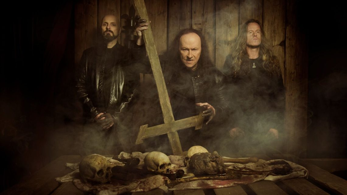 Venom announce new album 'Storm The Gates' / Share latest track 'Bring Out Your Dead'