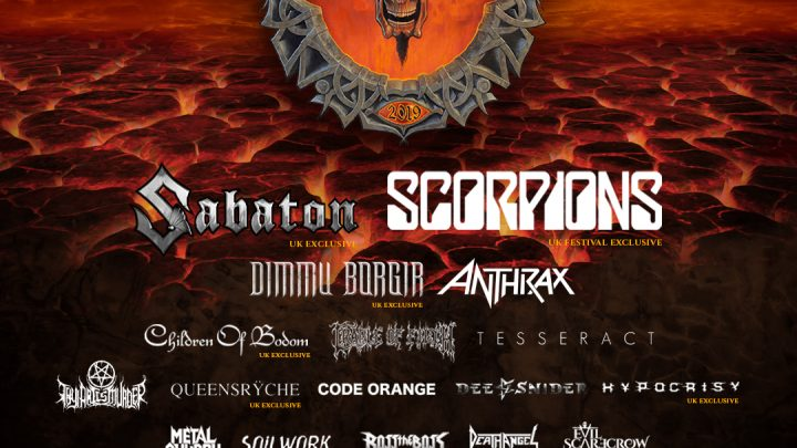 BLOODSTOCK TICKET STORE ANNOUNCES 2019 DEPOSIT SCHEME AND FINAL VIP RELEASE