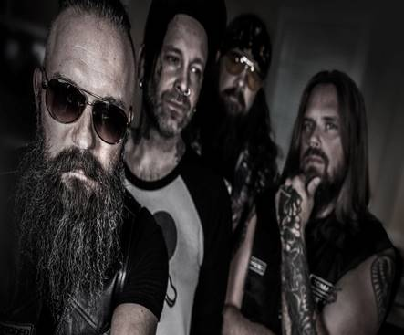 Swedish metal titans Corroded release 'Burn' – the new single taken from upcoming album 'Bitter'.