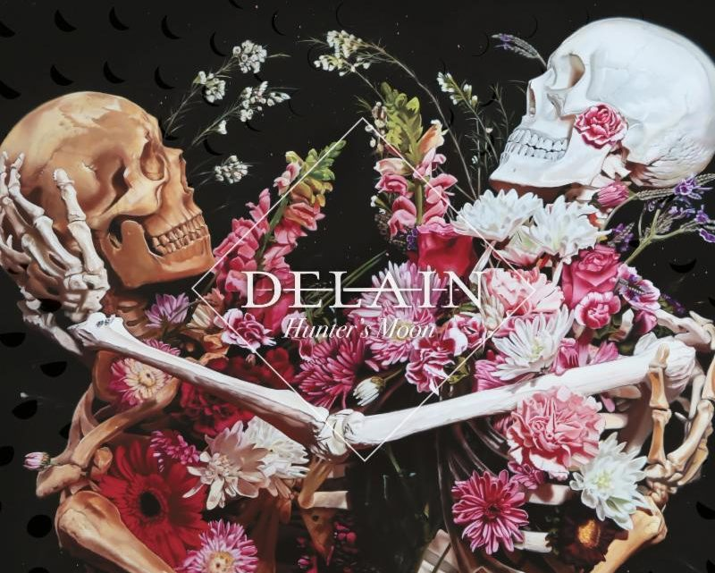 DELAIN announce 'Hunter's Moon' for February 2019
